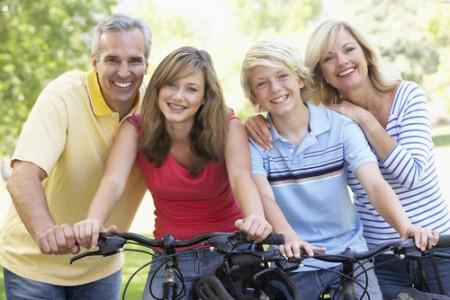 katy-family-biking