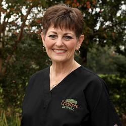 registered dental assistant Allonia at crabtree dental in katy tx