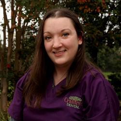 registered dental assistant Amber at crabtree dental in katy tx