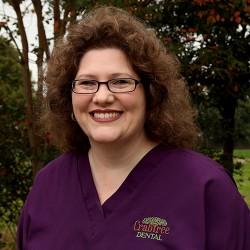 Registered Dental Hygienist Lara at crabtree dental